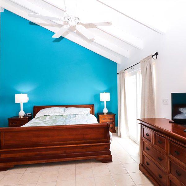 Chambre Villa Arcadia à St-Martin